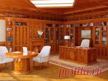 Мебель корпусная, мягкая и часы в интерьере - Мебель в интерьере