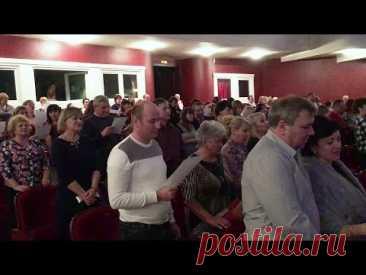 На концерте российского исполнителя зал запел украинскую песню
