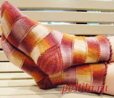 Интересные и необычные техники вязания носков с описанием. | Handmade для всех | Яндекс Дзен