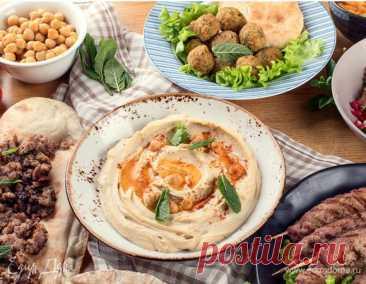 Знакомьтесь: вкусные, полезные, разнообразные блюда ливанской кухни