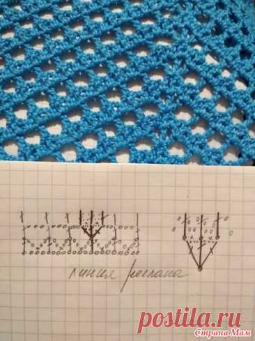 """Jacket \""""Cornflower\"""" - Knitting - the Country of Mothers"""