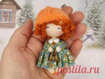 Очень милые маленькие куколки