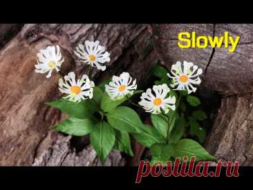 ABC TV | How To Make Filler Paper Flowers #20 (Slowly) - Craft Tutorial