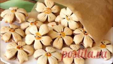 Печенье ЦВЕТЫ для милых дам: