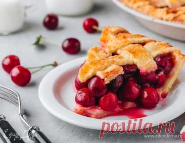 Простые рецепты вкусной выпечки с ягодами: приятного чаепития