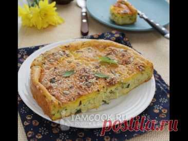 Вы удивитесь, как просто готовится заливной капустный пирог на сметане и каким вкусным получается. Да и продукты самые доступные...
