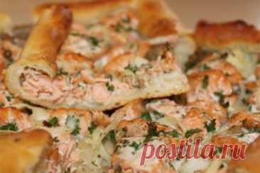 Рыбная пицца рецепт – итальянская кухня: паста и пицца. «Еда»