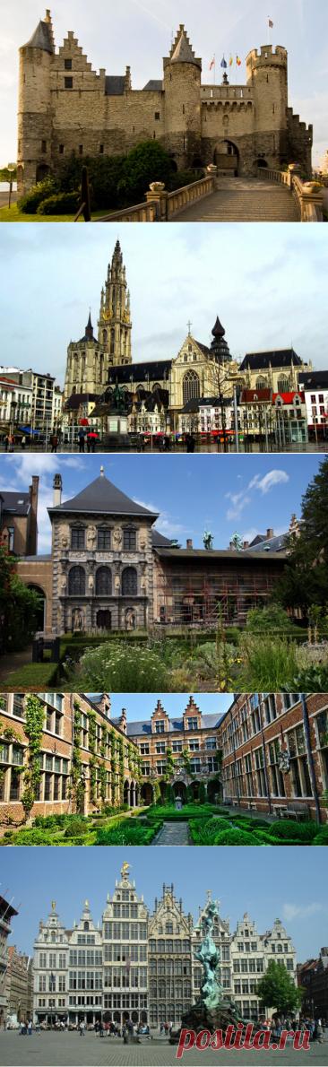 Знаменитые достопримечательности Антверпена с фото и описанием