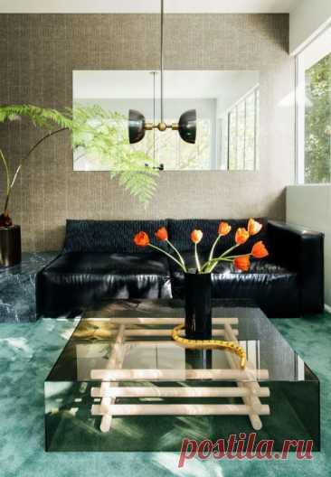 Квартира мебельного дизайнера Марка Граттана в Мехико