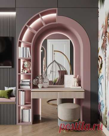 Интерьер: квартира с потрясающими детскими комнатами   Уютная Квартира   Яндекс Дзен