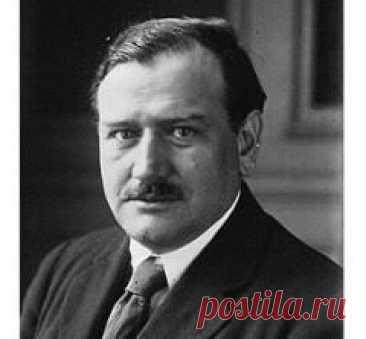 Сегодня 18 июня в 1884 году родился(ась) Эдуар Даладье-ФРАНЦИЯ