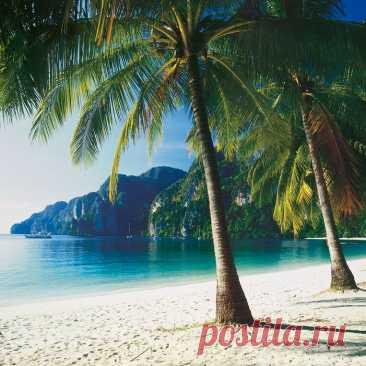Остров Пхи-Пхи-Ле, Краби, Таиланд.