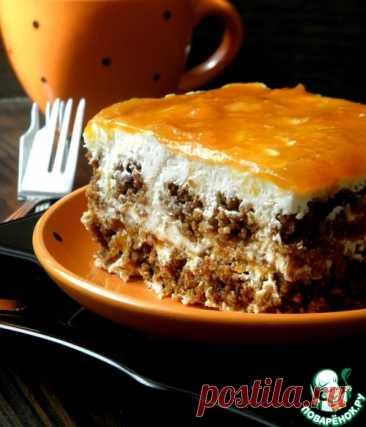 Десерт «Тирамиссу-стайл» – кулинарный рецепт
