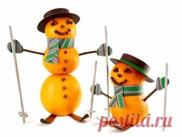Поделки из мандарин Сложно представить Новый год без мандаринов. Их любят взрослые и дети, а... Читай дальше на сайте. Жми подробнее ➡