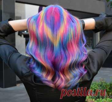 Fabric-bleached hair: новый тренд в окрашивании волос   ELLEGIRL