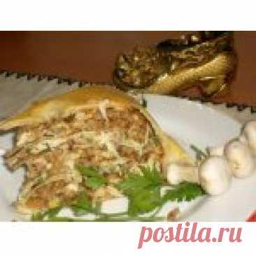 Курник Кулинарный рецепт