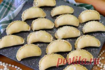 Сладкие вареники с творогом, правильное тесто на вареники от davkusno – рецепт с фото