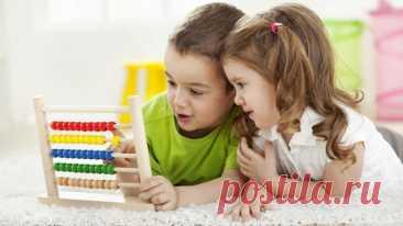 Развитие математических способностей у детей дошкольного возраста и формирование элементарных математических представлений в детском саду