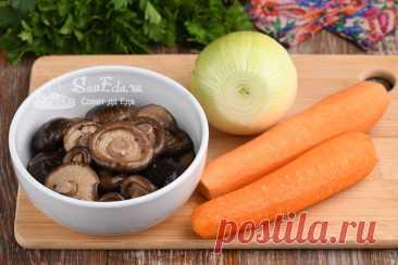 Из моркови, лука и грибов готовлю быструю закуску. Получается много и очень вкусно | Совет да Еда | Яндекс Дзен