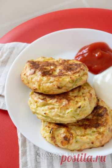 Оладьи из кабачков с творогом в духовке — рецепт с фото пошагово