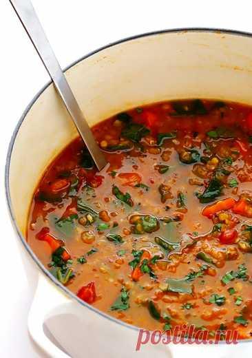 Итальянский суп по старинному рецепту (рецепт с фото)