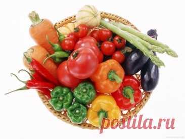 Если вы будете есть фрукты и овощи в таких сочетаниях, то пользы будет ещё больше для вашего организ