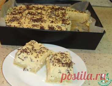 Кокосовый пирог – кулинарный рецепт