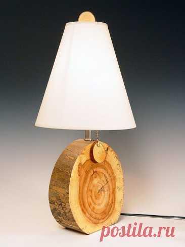 Настольные лампы из подручных средств: 7 мастер-классов как сделать лампу