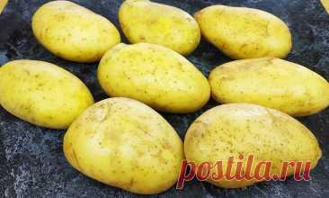 Готовлю так картофель уже неделю — и все равно вся семья просит приготовить!