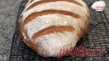 Американский цельнозерновой хлеб ЗА 5 МИНУТ В ДЕНЬ.Ну очень просто и легко!