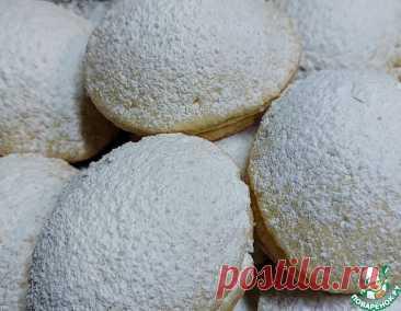 Нежное песочное печенье с итальянским акцентом – кулинарный рецепт