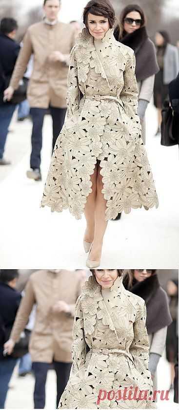 Забытое ришелье / Фактуры / Модный сайт о стильной переделке одежды и интерьера