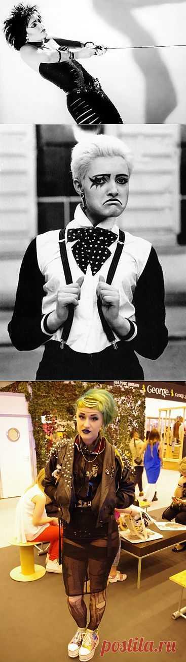 Happy Birthday, Siouxsie Sioux / Креатив в моде / Модный сайт о стильной переделке одежды и интерьера