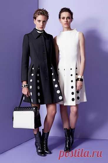 Горошек Moschino / Детали / Модный сайт о стильной переделке одежды и интерьера