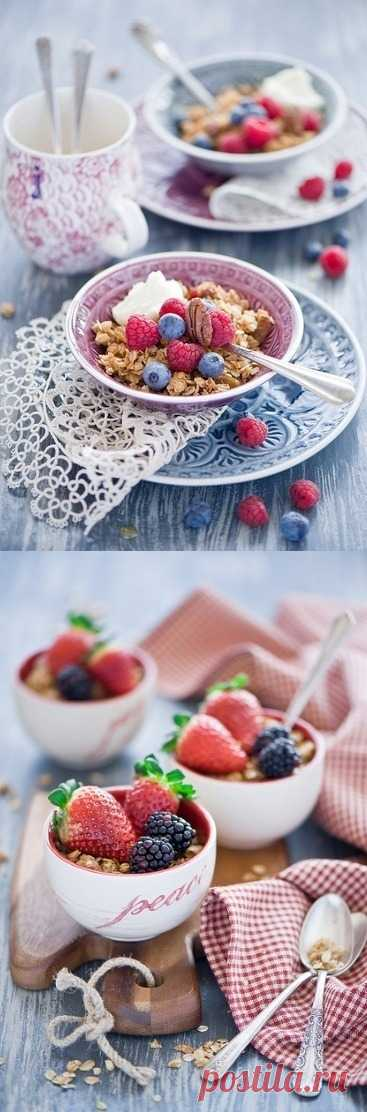 Good morning! A breakfast to which children will not tell \