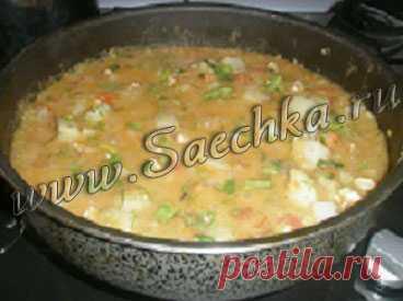 Чечевица с овощами | рецепты на Saechka.Ru