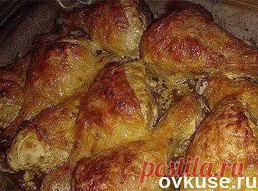 Куриные ножки со сметаной и сыром - Простые рецепты Овкусе.ру