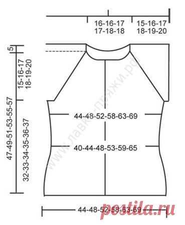 Летний женский пуловер из 100% хлопка Muskat