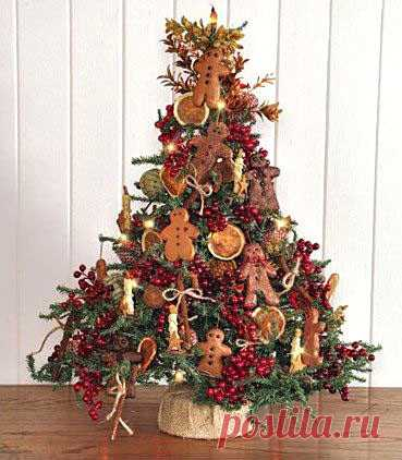 Апельсиновый Новый год - Домашний hand-made