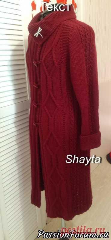 вязание спицами женское - Самое интересное в блогах