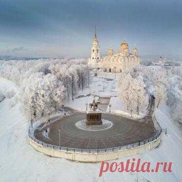 Тур Россия, Владимир из Москвы за 15990р, 31 декабря 2020