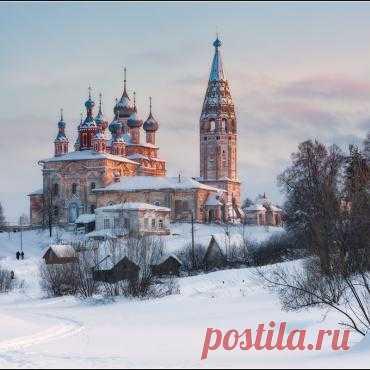Тур Россия, Иваново из Москвы за 15490р, 31 декабря 2020