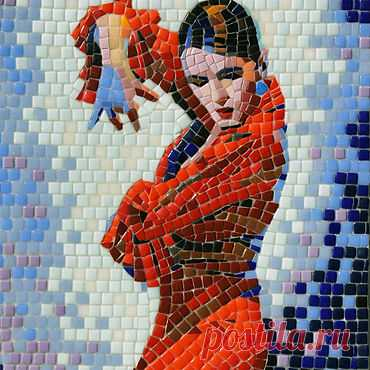 Мозаика — купить на Ярмарке Мастеров с доставкой
