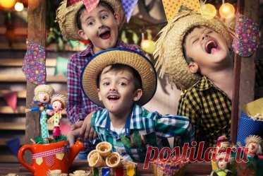 Детство под защитой праздника
