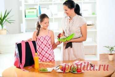 Варианты детского меню для вкусного ланчбокса