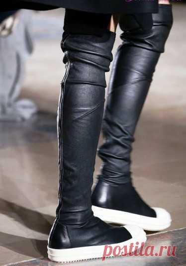 40fe073a2 Модная женская обувь на сезон осень зима 2017- 2018 Модная обувь осень-зима  2017