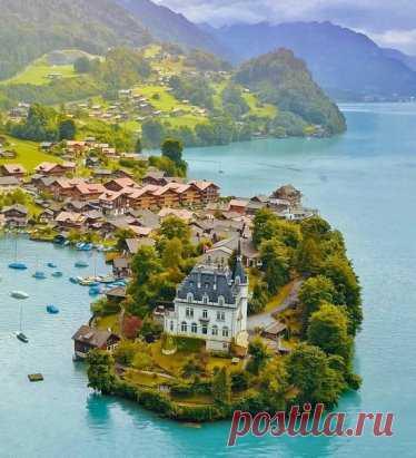 Izeltvald, Switzerland