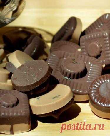 Chocolates home-style