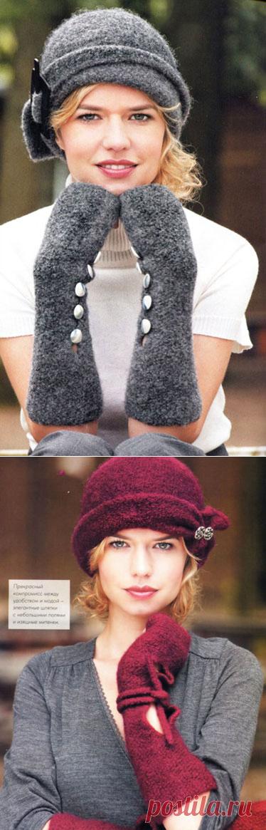 Теплая шляпа для женщин спицами – 5 моделей вязания со схемами и описанием — Пошивчик одежды