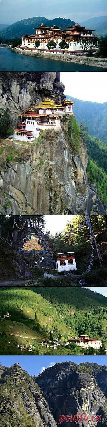 (+1) - Удивительное королевство Бутан | УДИВИТЕЛЬНОЕ
